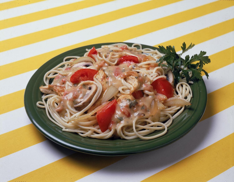 Diet High In Pasta Linked To Earlier Menopause