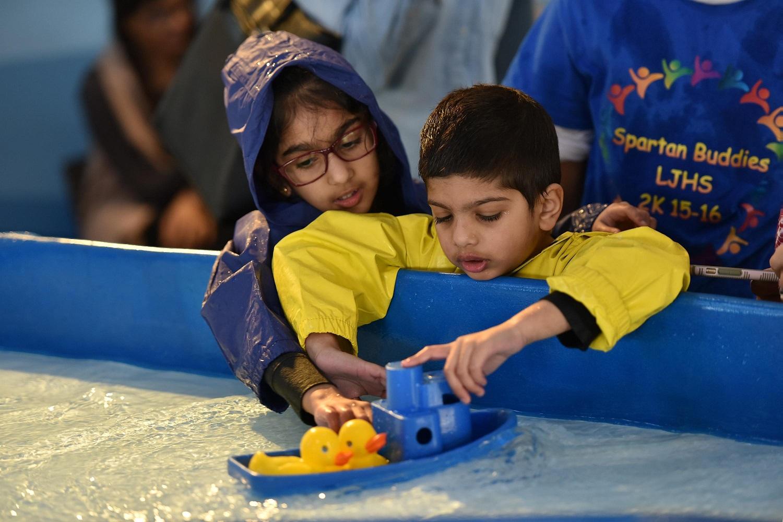 Chicago Children's Museum Autism Awareness Celebration