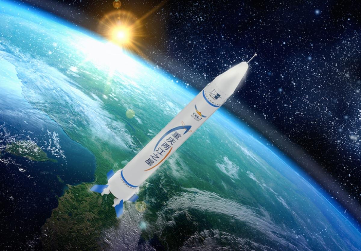 OneSpace OS-X Rocket
