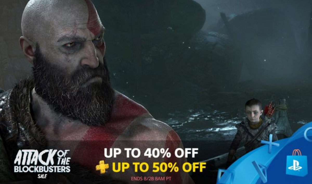 PlayStation Store Attack of the Blockbusters Sale