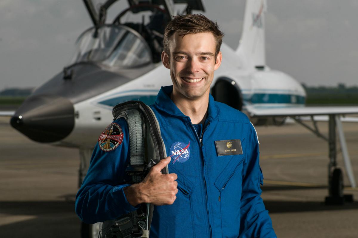 2017 Class astronaut candidate