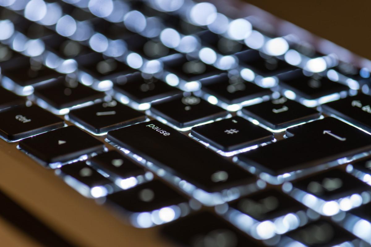 Media Keys On A Keyboard