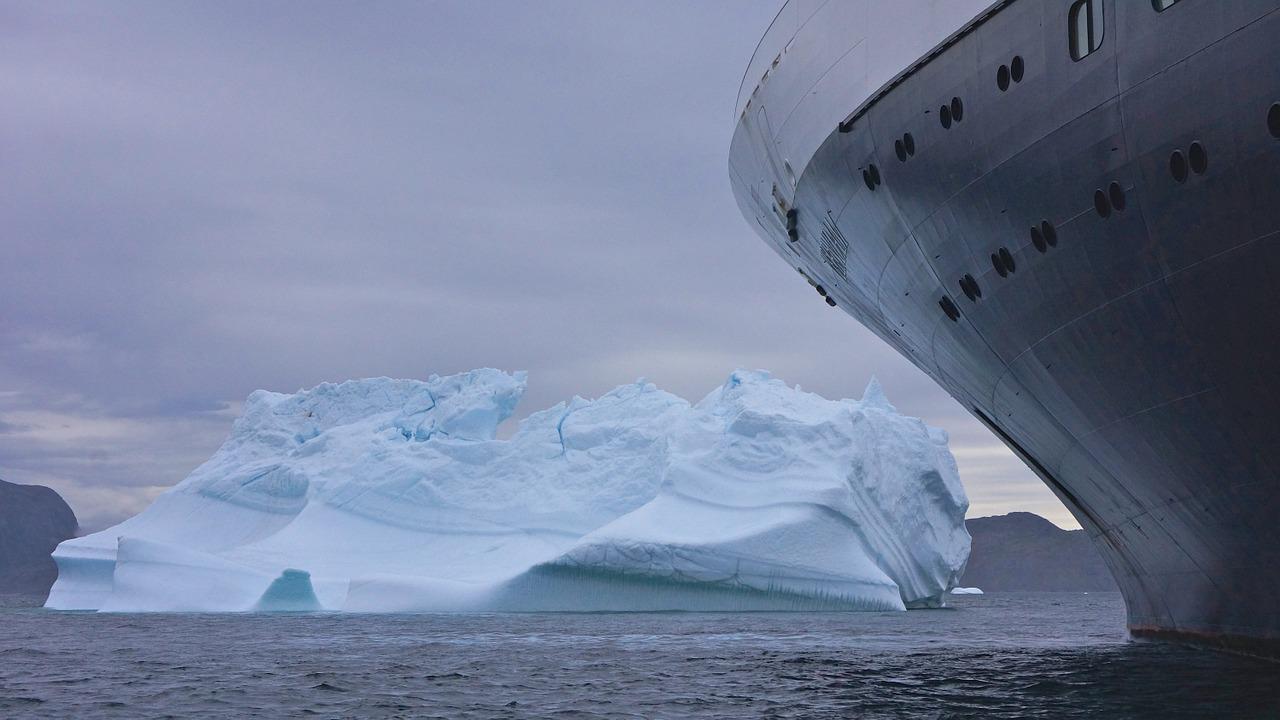 Cruise Ship Antarctica