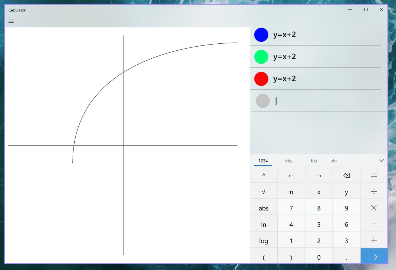 Windows 10 Calculator