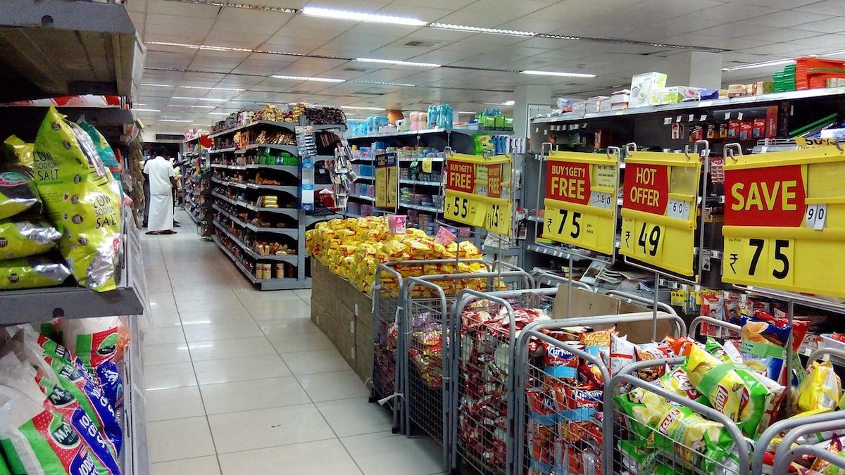 Supermarket Offers