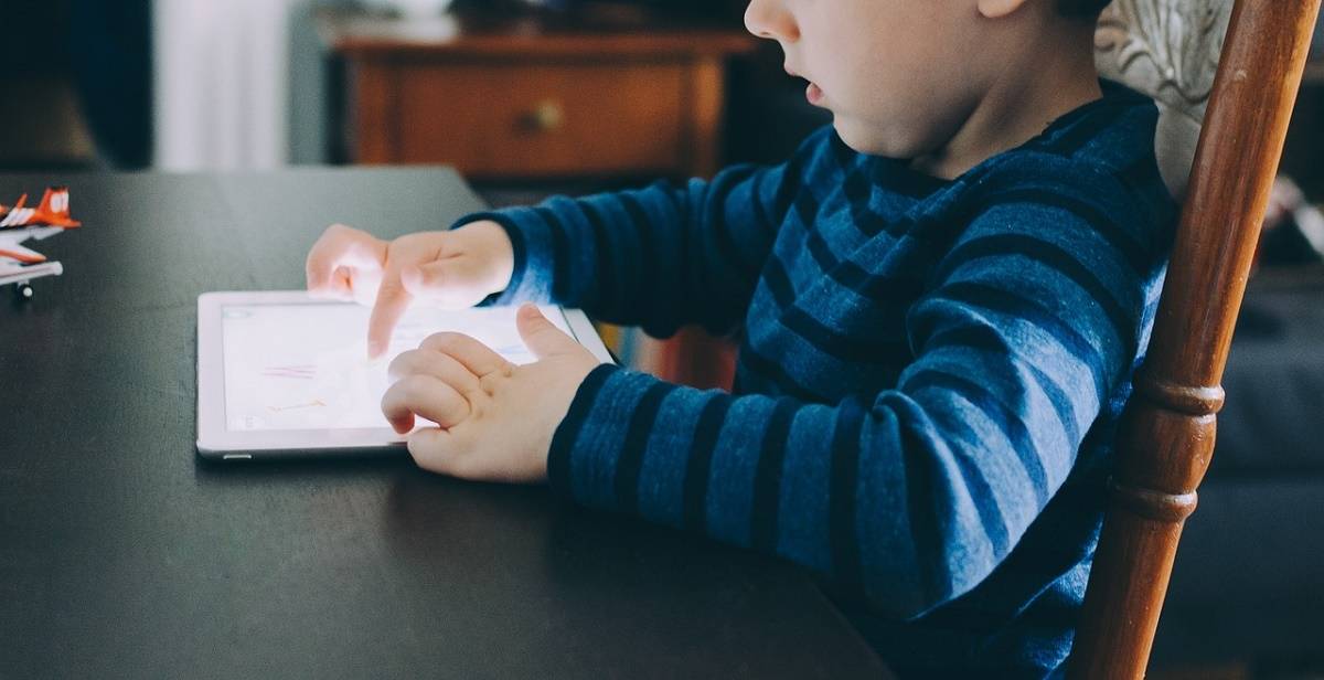Child screen time