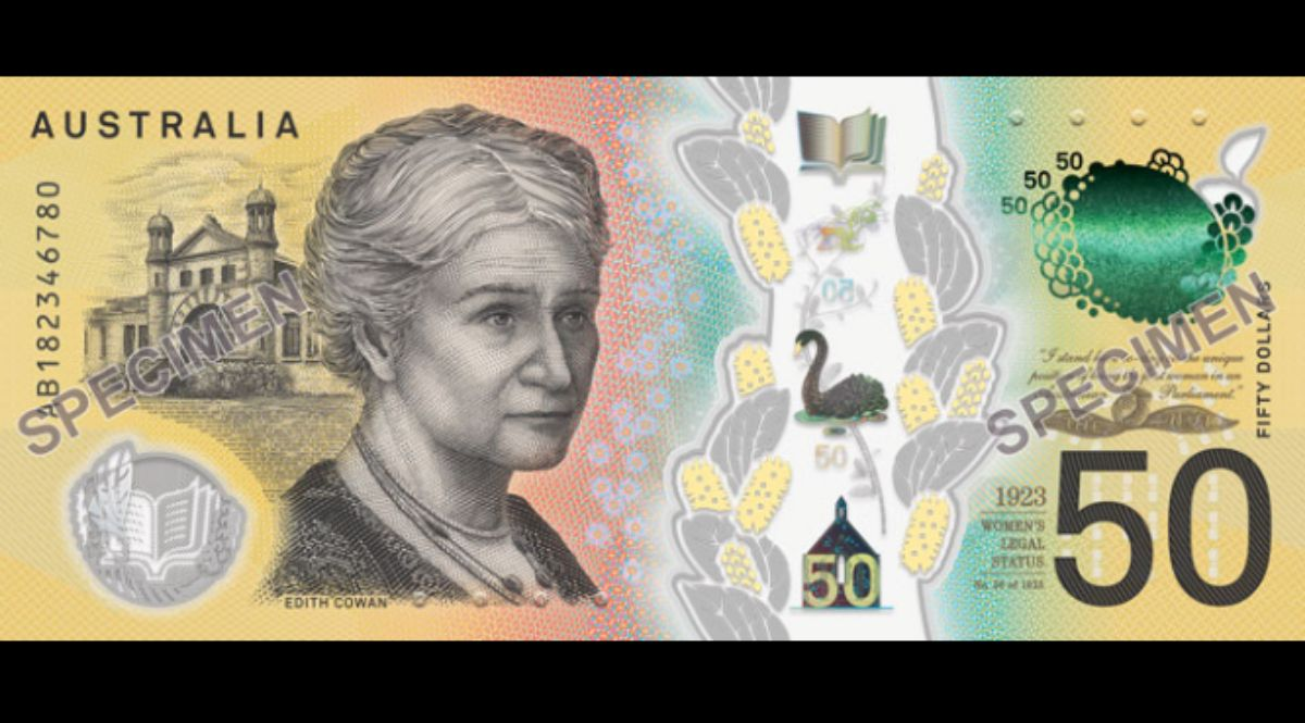 Australian $50 Bill