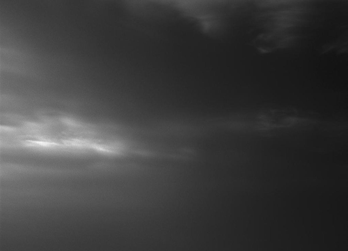 Martian clouds