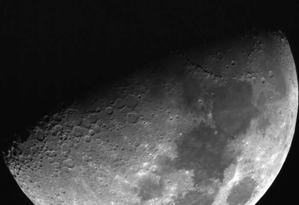 Mysterious Flashes Of Light On The Moon
