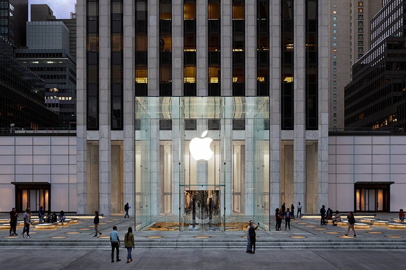 Apple Fifth Avenue Retail Store