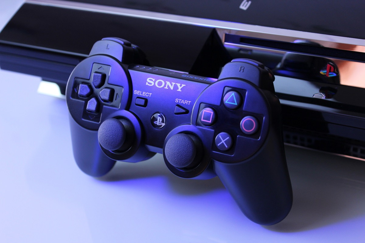 PlayStation 3 DualShock 3 Controller