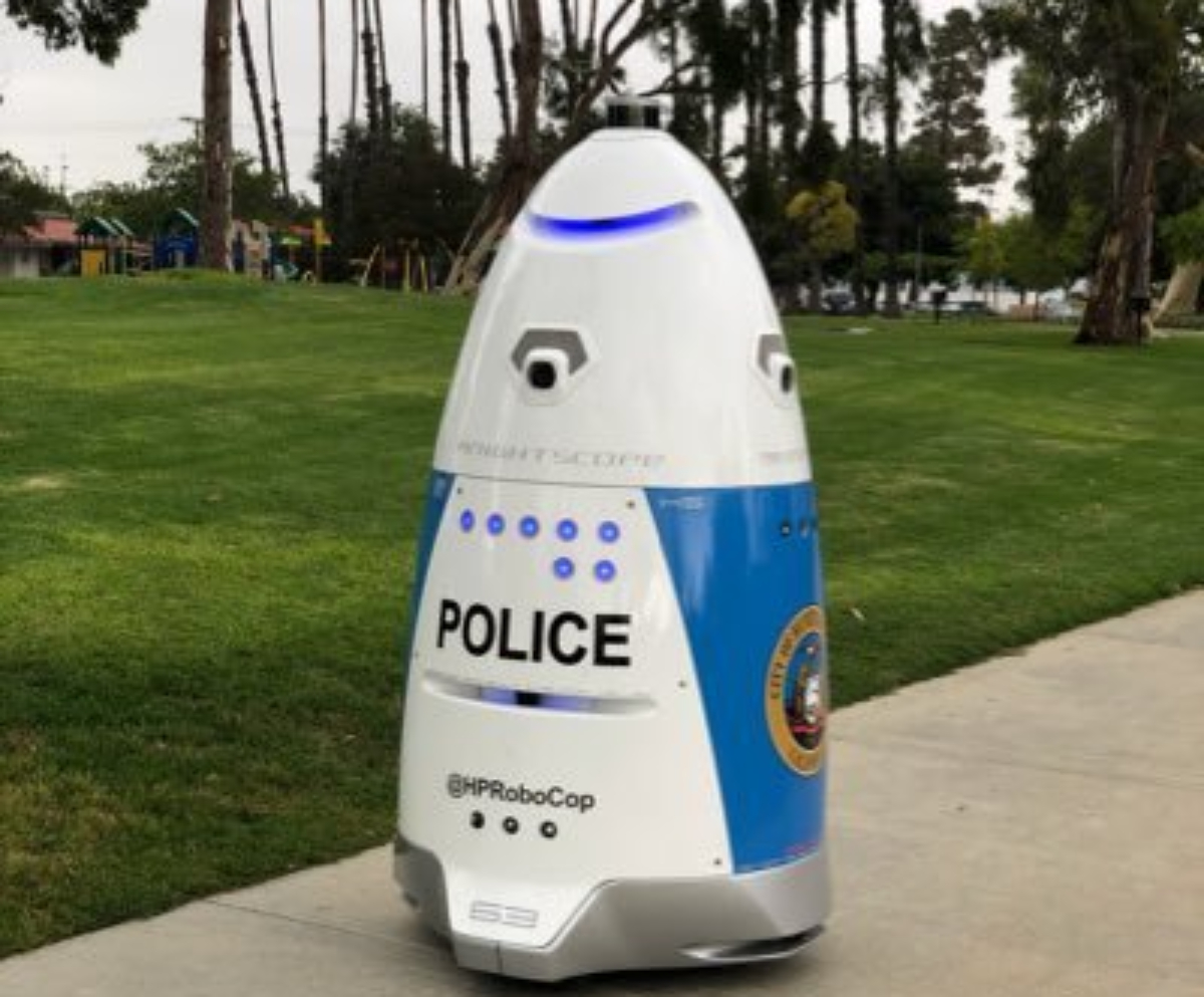 Knightcope RoboCop