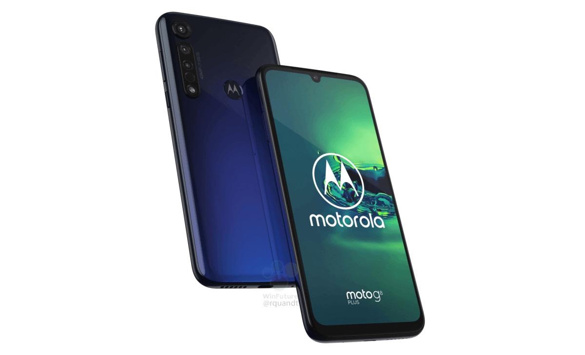 Motorola Moto G8 Plus Leak