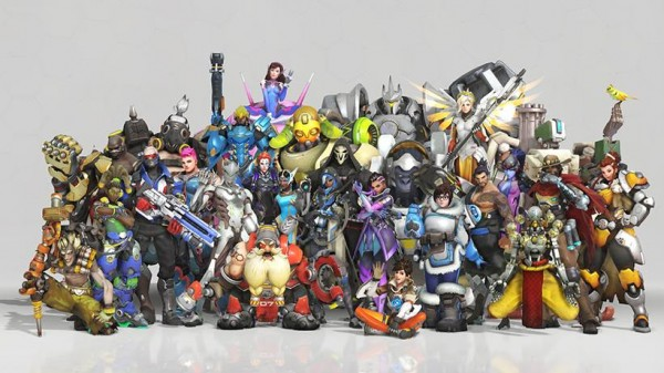 'Overwatch 2' Reportedly Coming to BlizzCon 2019 with New Mode and Hero