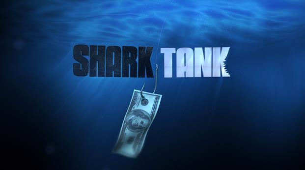 MyoStorm Therapeutic Massage Ball shown on 'Shark Tank'