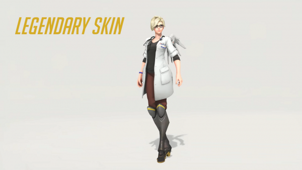 Blizzard Releases Short Story 'Valkyrie' Showcasing Mercy's Backstory