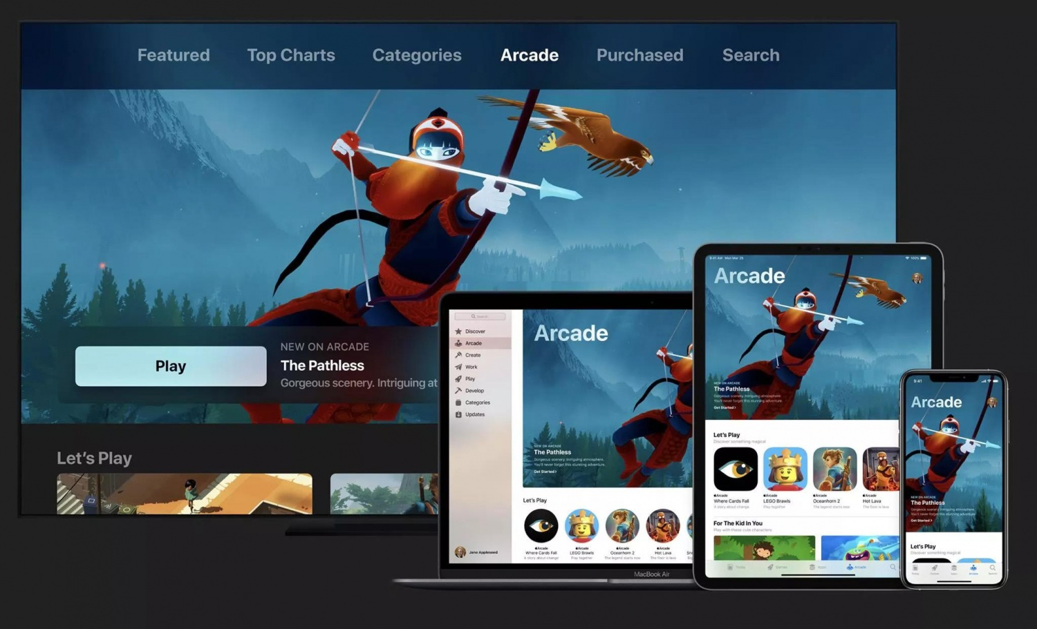 Apple Arcade is a great service, and it provides a blueprint on how 'gaming as a service' should be like.