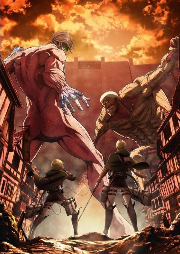 attack on titan 125