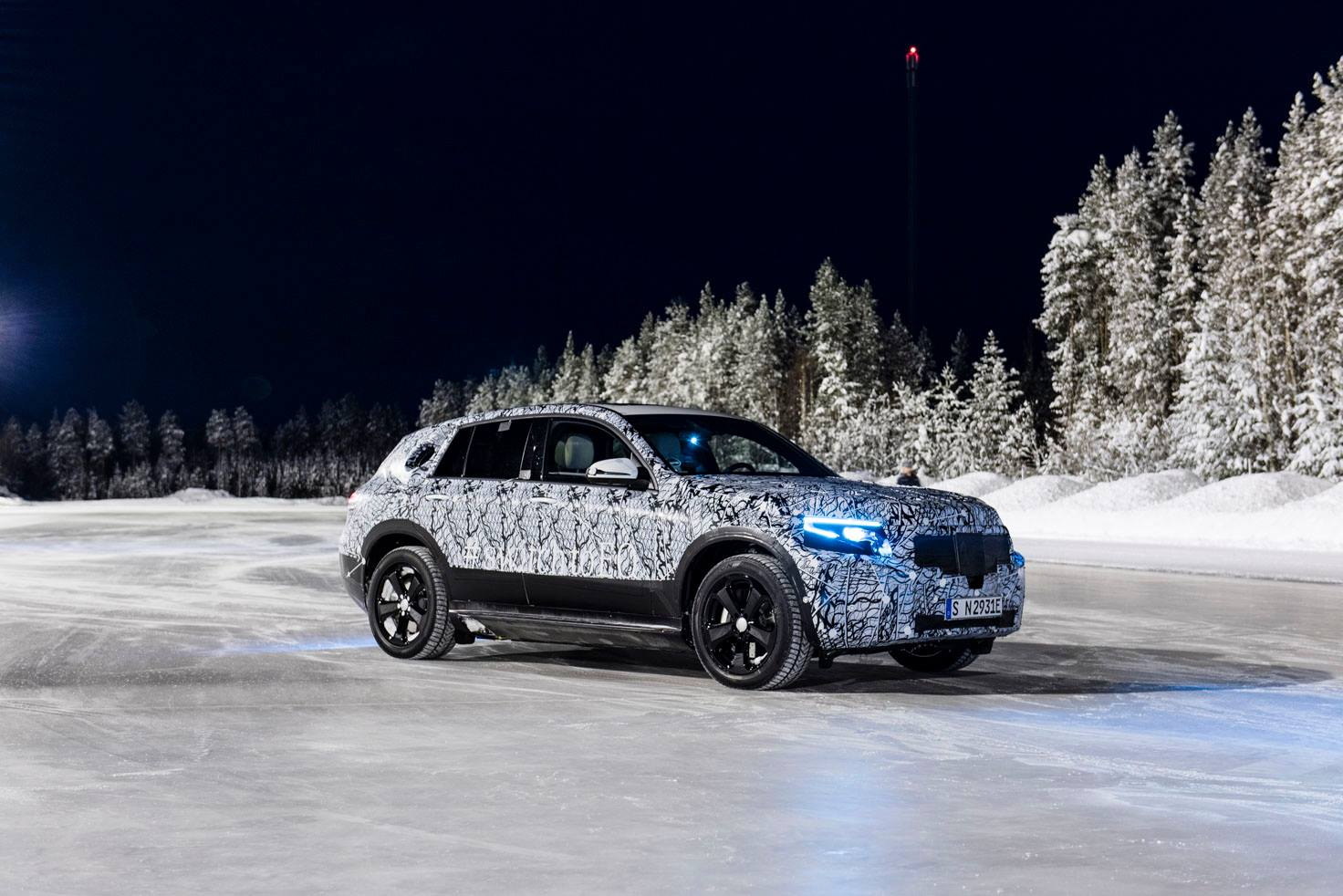 The Mercedes-Benz EQC is the company's first all-electric EQ model, which is part of Daimler Group's effort to bring in up to ten all-electric models to the market by 2022.