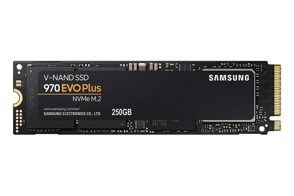 Samsung 250GB 970 EVO Plus NVMe M.2 Internal SSD