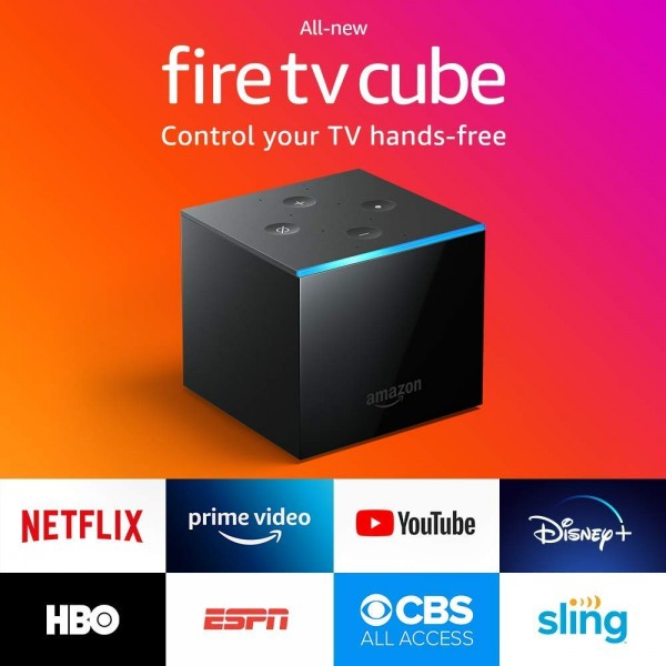 Ring Doorbells, Fire TV Cube, and More Tech Gadgets—Live on