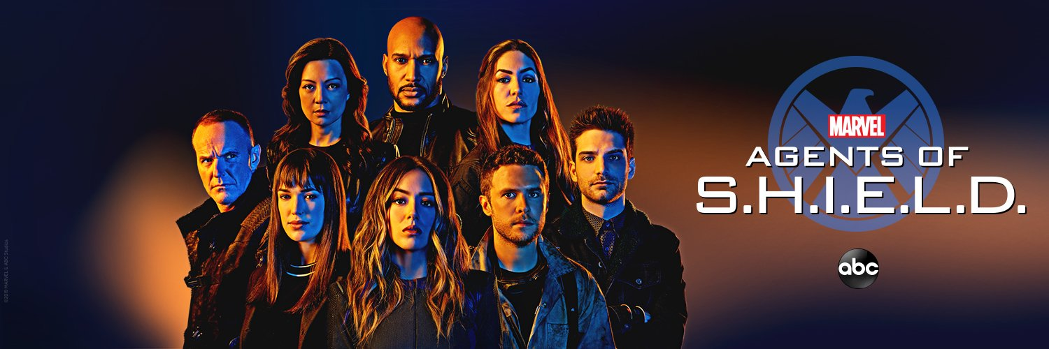 Marvel's Agents of Shield Banner