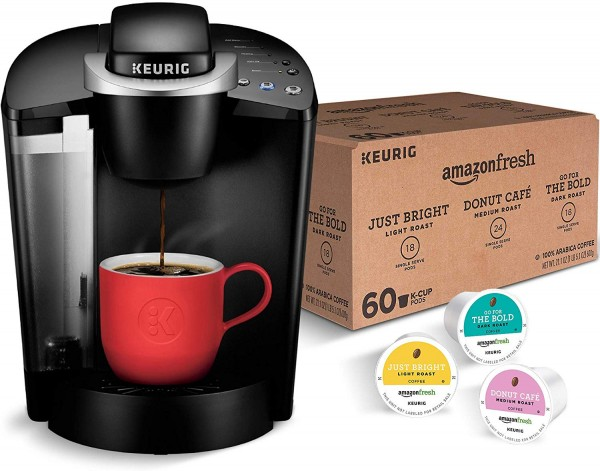 Get the Keurig K-Classic Coffee Maker at 44% Off