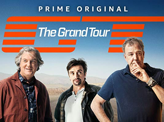 Amazon Prime Original: The Grand Tour