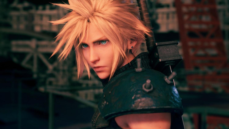 Watch Final Fantasy Vii Remake Cloud Strife Trailer Plus New