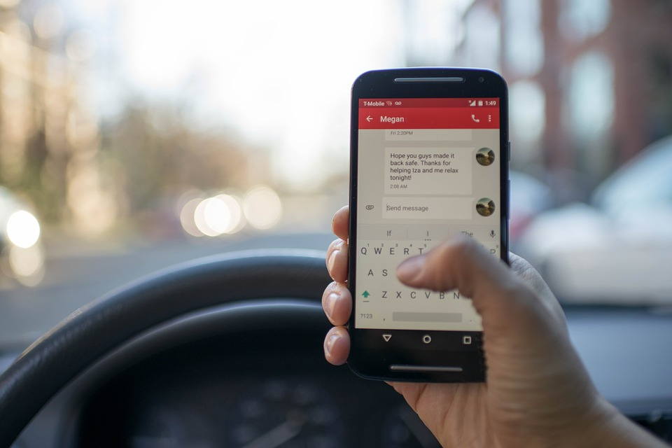Is Texting While Driving Being Normalized? Research Think So