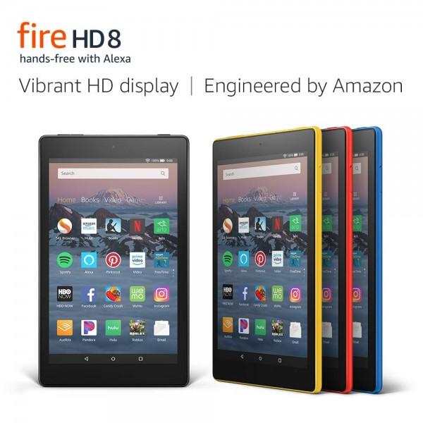 Alexa-Enabled HD Tablet