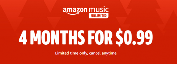 Unlimited Music Access