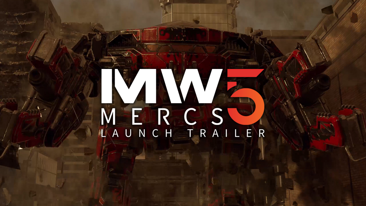 MW5 Launch Trailer