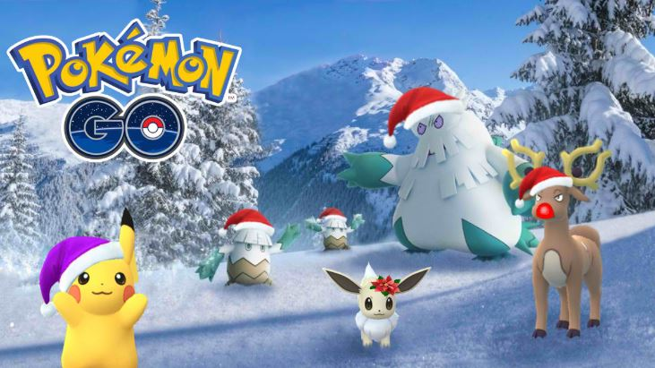 Pokemon Go Christmas Event 2020 Pokémon GO Holidays 2019 Event: End the Year Strong With These