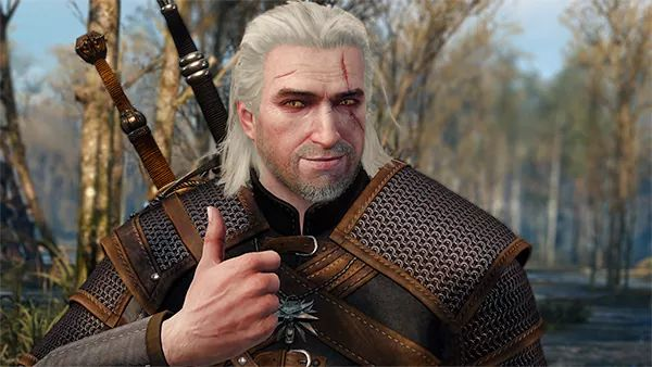 The Witcher 3 is much more fun in NEW GAME +
