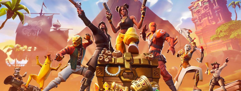 Fortnite reigns supreme in SuperData's Highest Earning Video Games of 2019