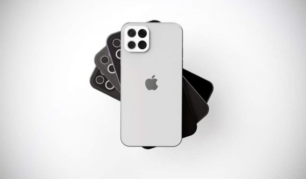 Iphone 12 4 cameras