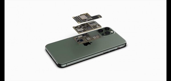 iphone 12 triple stack motherboard