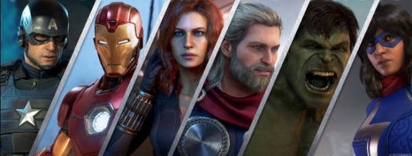 Square Enix Pushes Back 'Final Fantasy VII' Remake and 'Avengers' Game Release Date