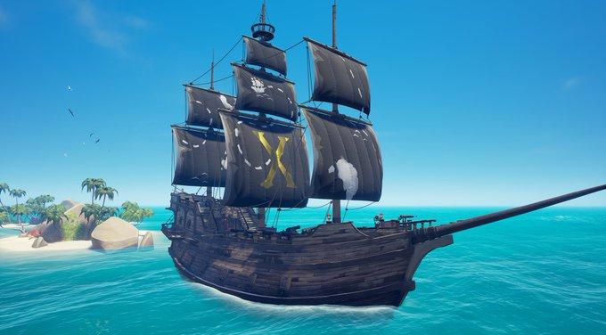 X Marks The Spot Sails