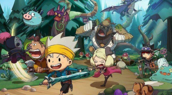 Will Snack World: The Dungeon Crawl Gold Western Be Release This Year?