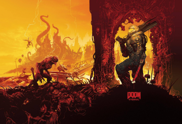 Is Anybody Ready to For Doom Eternal?