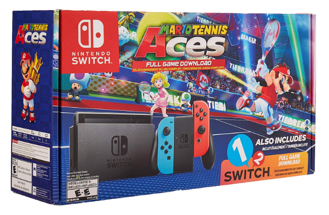 Nintendo Switch Consoles And Other Goodies On Amazon 2020 You Can T Miss Tech Times