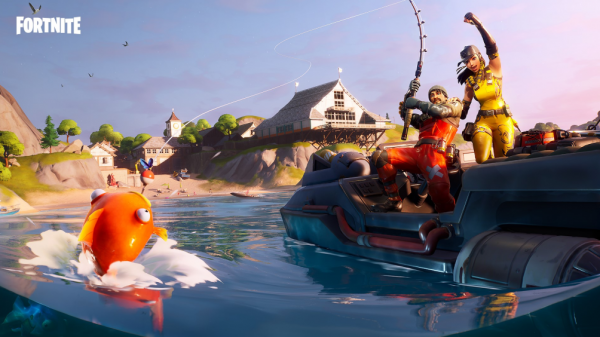 Catching A Fish: Fortnite Hacks for the Fortunate!