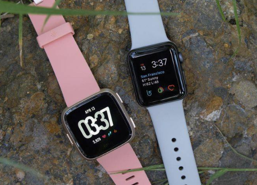 Apple Watch's New Feature: Fitbit Got it First?