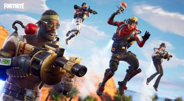 How to Join the Next 'Fortnite' Tournament? With PS4