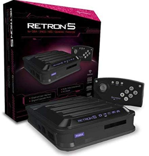 Hyperkin RetroN 5: HD Gaming Console