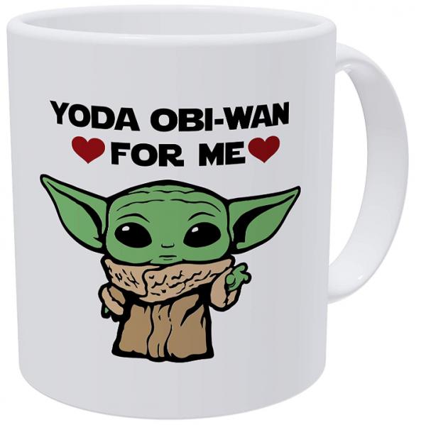 Yoda Obi Wan For Me