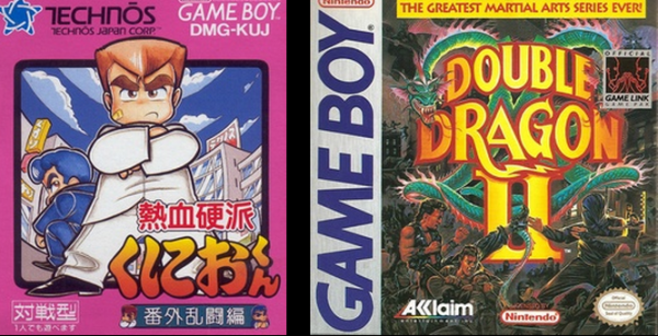 Double Dragon and Kunio-Kun: Bringing Back the Retro Games to PlayStation 4 and Nintendo Switch!