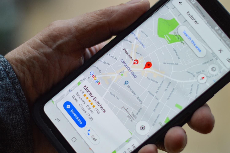 Is it Google Maps fault?